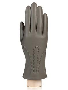 Перчатки женские Eleganzza IS951 коричневые 6.5