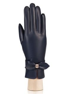 Перчатки женские Eleganzza IS813 синие 6.5