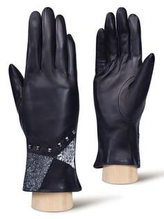 Перчатки женские Eleganzza IS814 черные 6.5