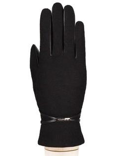 Перчатки женские Eleganzza IS0150 черные 8