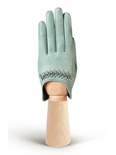 Перчатки женские Eleganzza IS02001 зеленые 6.5