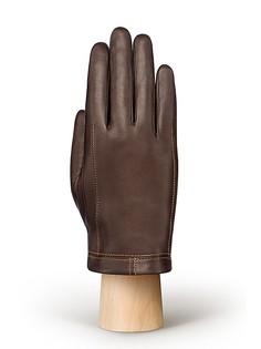 Перчатки мужские Eleganzza F-IS3149 коричневые 8
