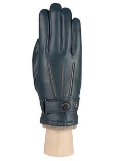 Перчатки мужские Eleganzza IS980 синие 9.5