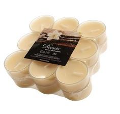 Kaemingk Ароматические свечи «Сладкая ваниль», 4*2 см, 18 шт. 214586