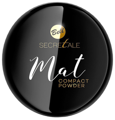 Пудра Bell Secretale Mat Compact Powder Тон 4 9 г