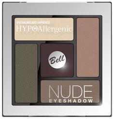 Тени для век Bell Nude Eyeshadow Тон 04