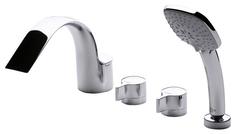 Смеситель для ванны на борт IDEAL STANDARD Melange A4293АА
