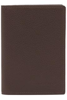 Обложка для паспорта мужская Bruno Perri WL063-3/2 коричневая