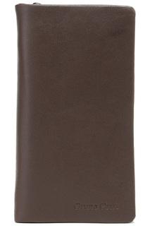 Визитница мужская Bruno Perri 5113-1/2 коричневая