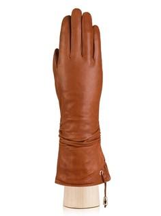 Перчатки женские Eleganzza IS310 коричневые 7