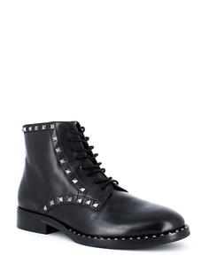 Ботинки женские Ash черные