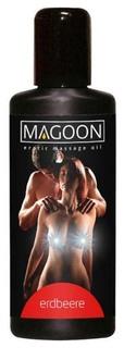 Массажное масло Magoon Strawberry - 100 мл, Орион