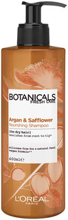 Шампунь LOreal Paris Botanicals Fresh Care Argan & Safflower Nourishing 400 мл
