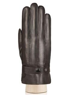 Перчатки мужские Labbra LB-6004 коричневые 8.5