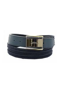 Ремень мужской Versace Collection 72149 синий 54