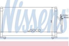 Радиатор кондиционера Nissens 94491