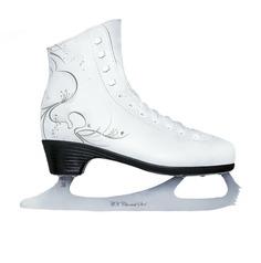 Фигурные коньки LADIES LUX leather (белый), Белый (35) Спортивная Коллекция
