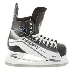 Хоккейные коньки PROFY NEXT X (черный), Черный (36) Спортивная Коллекция