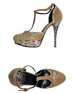Туфли на платформе Islo Isabella Lorusso