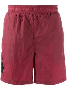 Pop Trading Company плавки-шорты с карманом