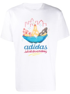 adidas футболка с короткими рукавами