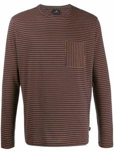 PS Paul Smith полосатая футболка с длинными рукавами