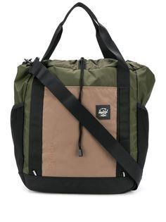 Herschel Supply Co. сумка-тоут Barnes в стиле колор-блок