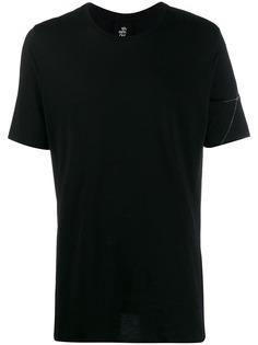 Thom Krom приталенная футболка с короткими рукавами