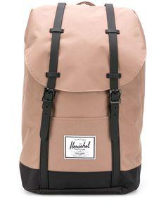 Herschel Supply Co. рюкзак Retreat с контрастными ремешками