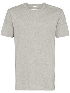 Reigning Champ футболка с короткими рукавами Ringspun