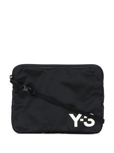 Y-3 сумка на плечо с логотипом
