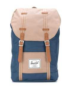 Herschel Supply Co. рюкзак Retreat в стиле колор-блок