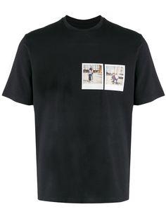 Anton Belinskiy футболка с принтом
