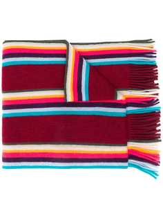 Paul Smith полосатый шарф