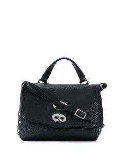 Zanellato маленькая сумка-тоут Postina