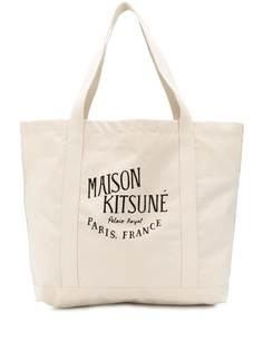 Maison Kitsuné сумка на плечо с логотипом