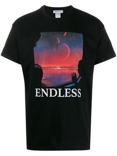 Applecore футболка с принтом Endless
