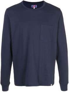 Best Made Company футболка с длинными рукавами и карманом