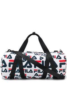 Fila дорожная сумка с логотипом