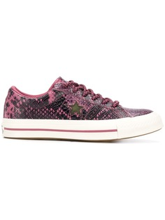 Converse кроссовки One Star Reptile