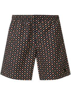 Alexander McQueen плавки-шорты