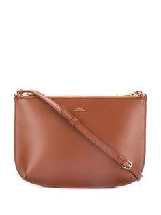 A.P.C. сумка на плечо Sarah