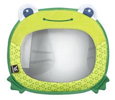 """Зеркало для контроля за ребенком Benbat """"Лягушка"""" , светло-зеленый"""