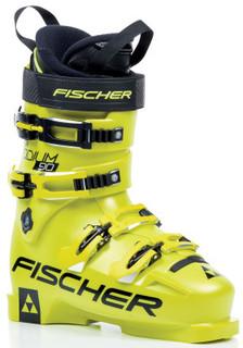 Ботинки горнолыжные детские Fischer RC4 Podium 90, размер 38.5