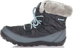 Ботинки утепленные для девочек Columbia Youth Minx Shorty Omni-Heat WP, размер 37,5