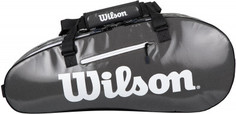 Сумка для 6 ракеток Wilson SUPER TOUR 2
