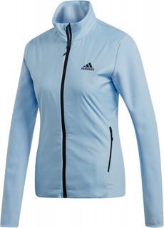 Олимпийка женская Adidas Windfleece, размер 46-48