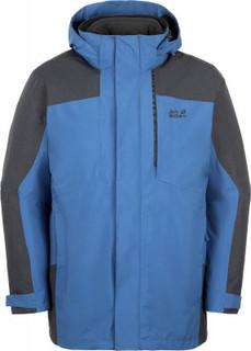 Куртка 3 в 1 мужская Jack Wolfskin Viking, размер 58