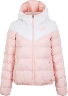 Куртка пуховая женская Nike, размер 48-50