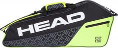 Сумка для 3 ракеток Head CORE 3R Pro